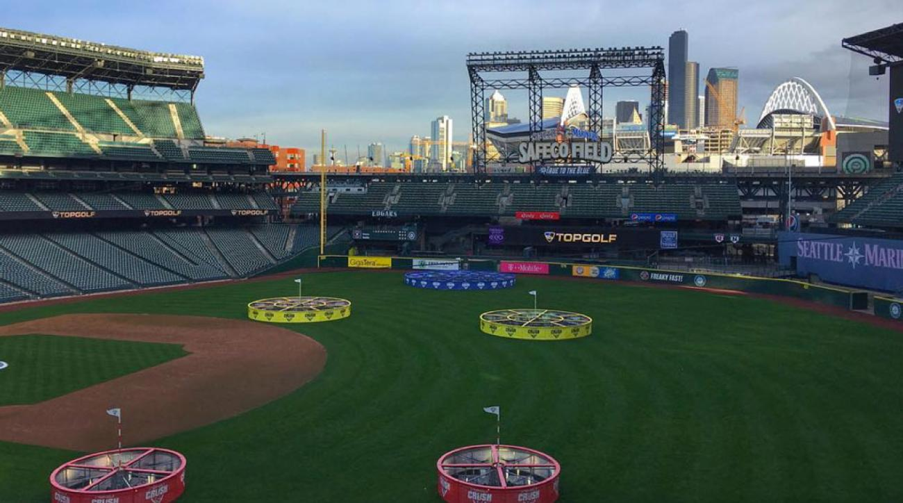 Topgolf Takes Over Safeco Field Golf Com