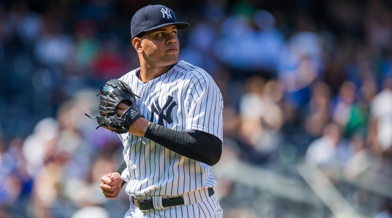 Dellin Betances: Salary sparks feud with Yankees president
