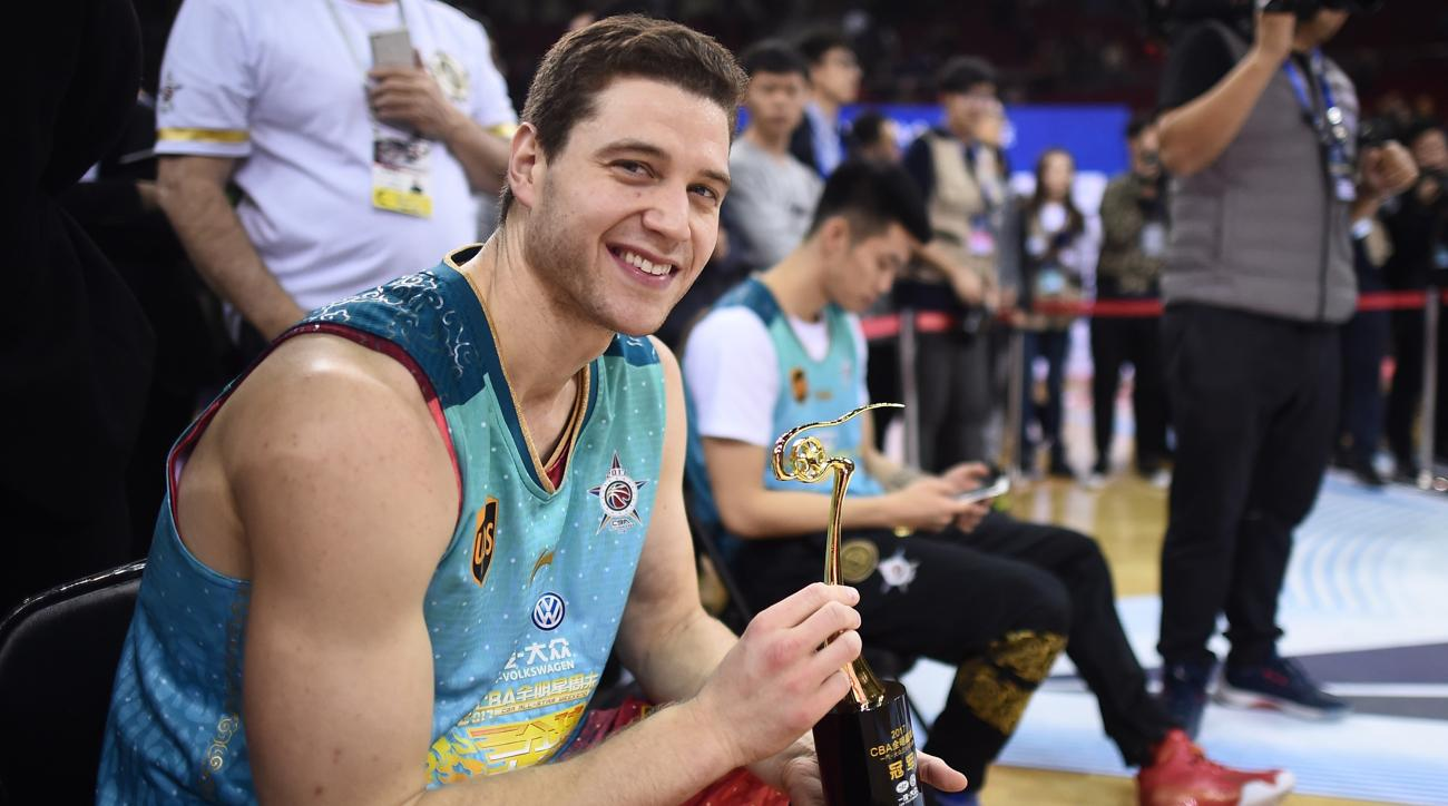 jimmer fredette 73 points china
