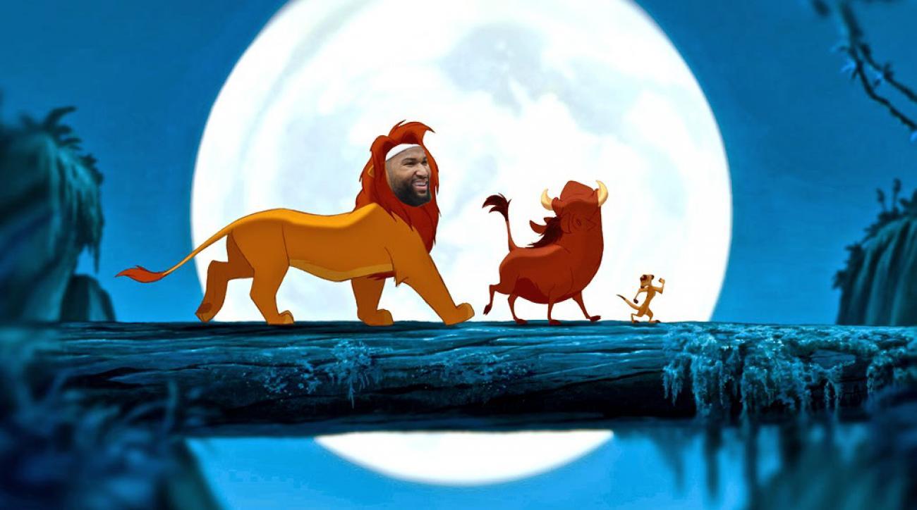 Sacramento Kings subreddit Lion King-themed