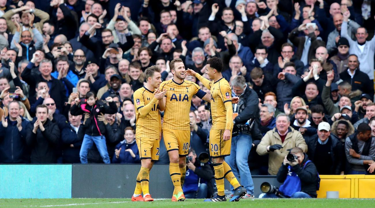 Watch Gent vs Tottenham online