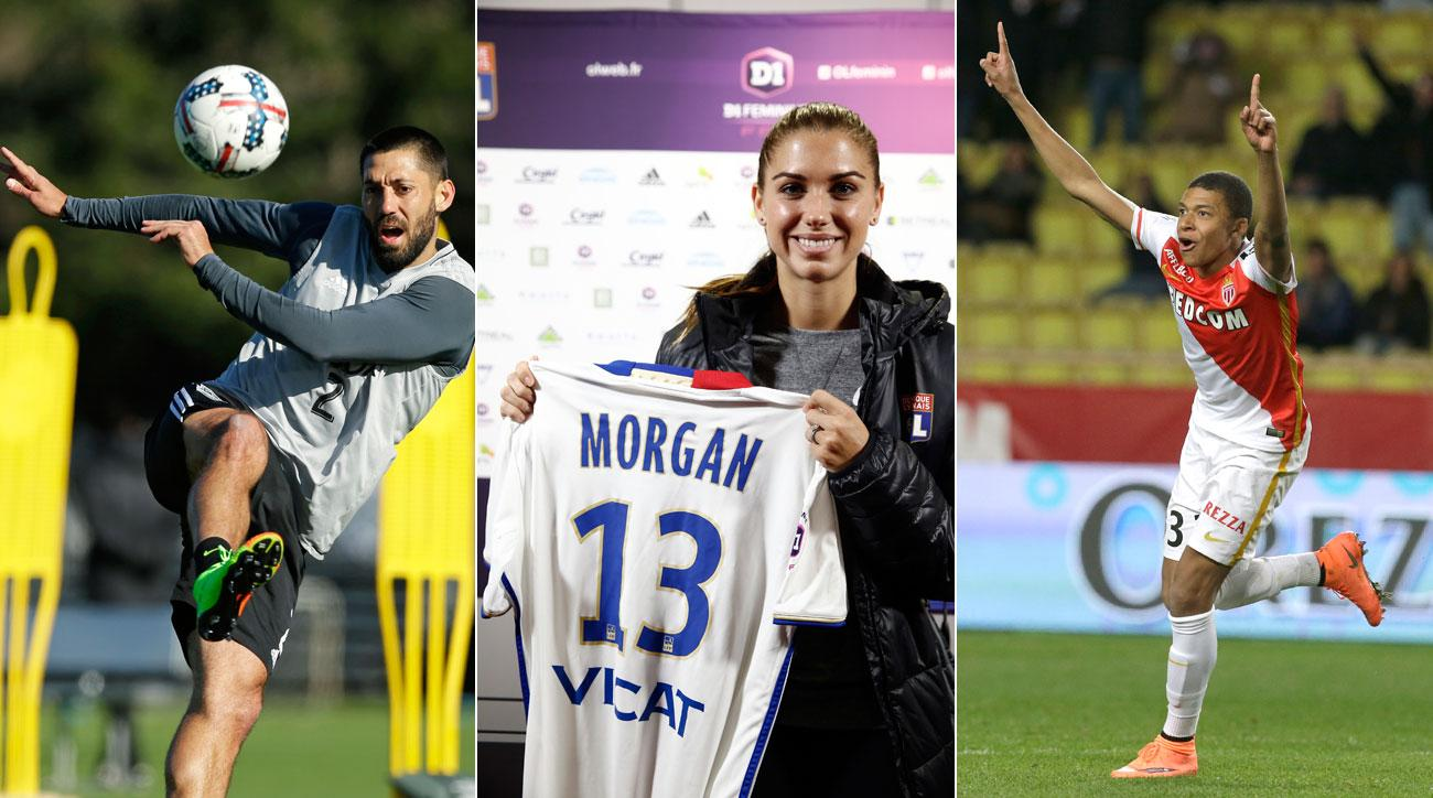 Clint Dempsey, Alex Morgan and Kylian Mbappe feature in Grant Wahl's mailbag