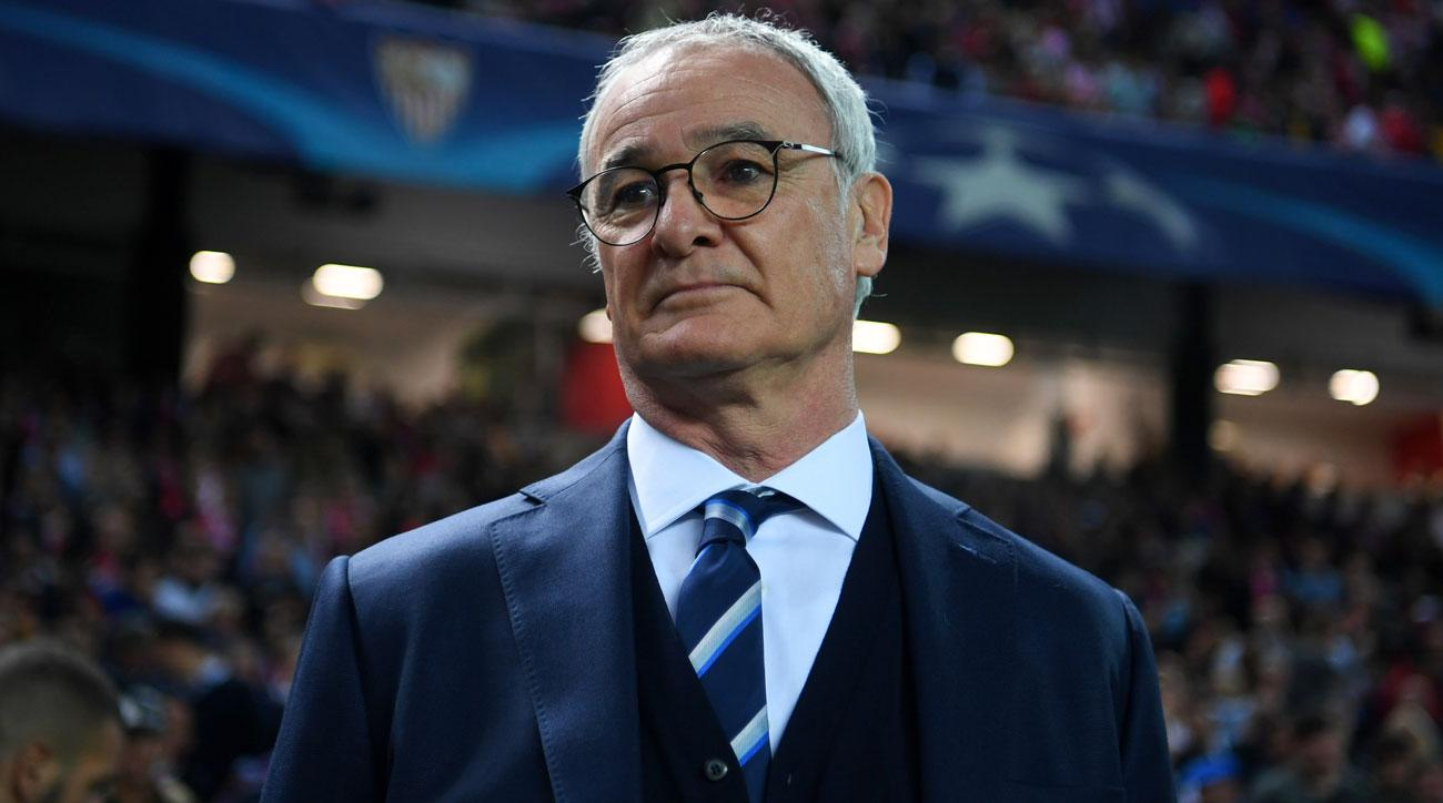 Leicester City has fired manager Claudio Ranieri