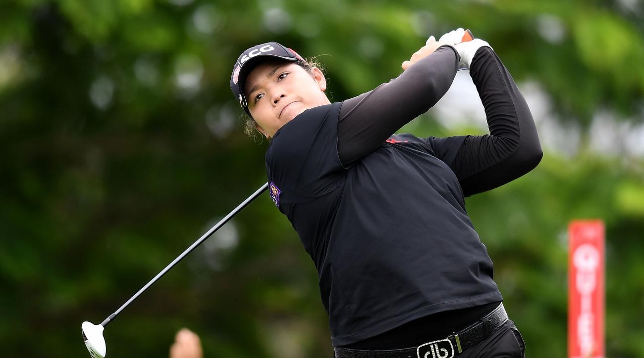 Ariya Jutanugarn won five LPGA events in 2016.