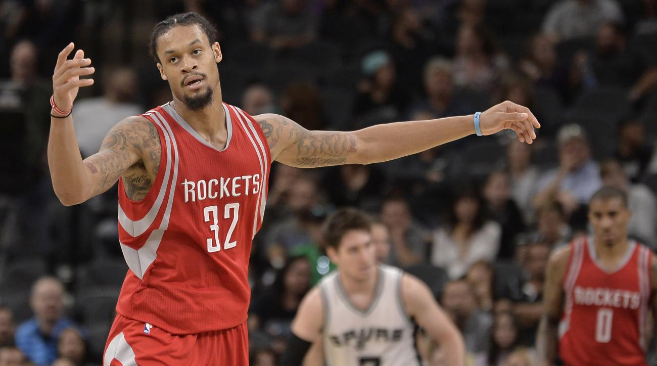 The Rockets have reportedly traded K.J. McDaniels to the Nets.