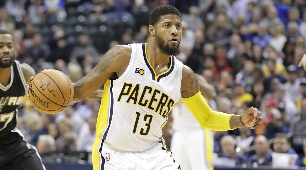 Paul George: Pacers NBA trade deadline rumors