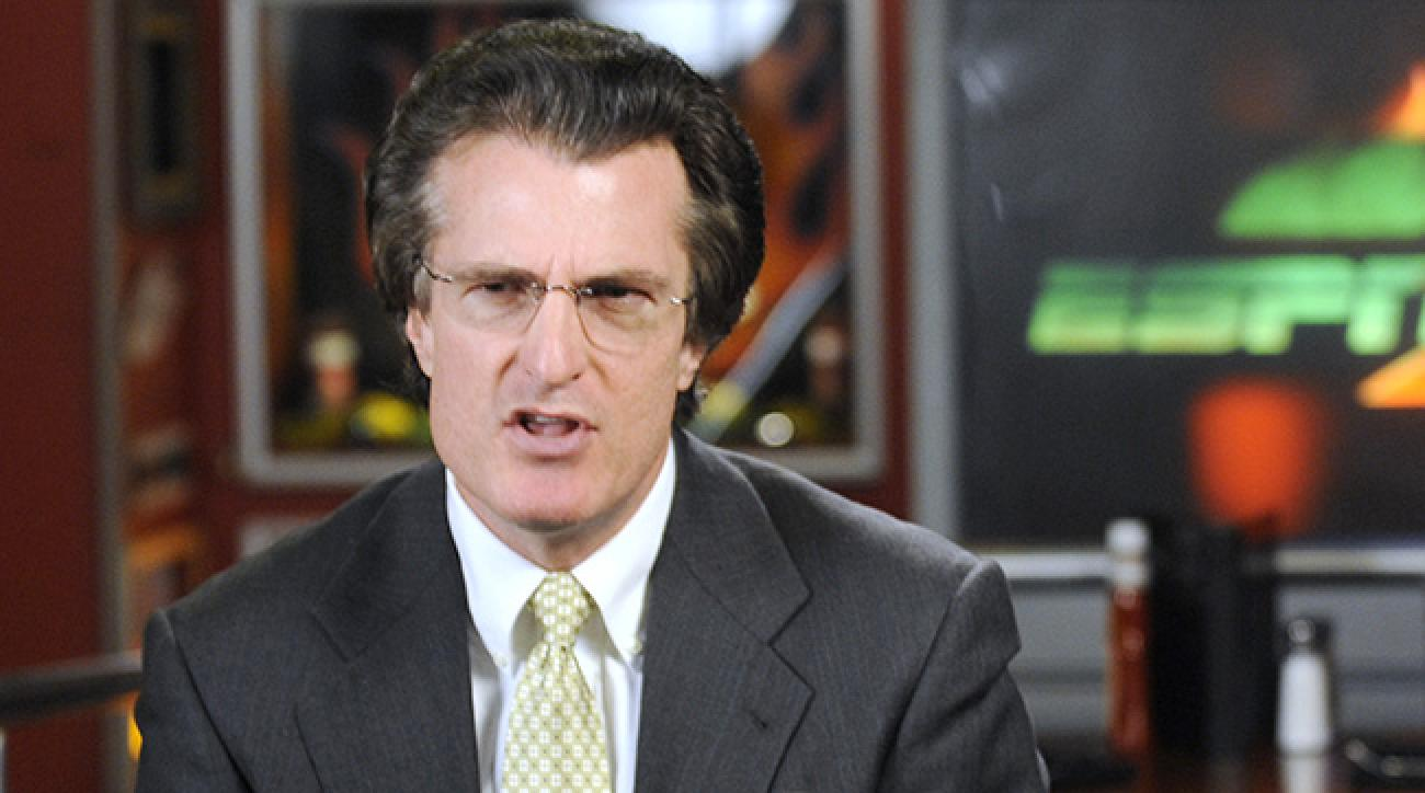 ESPN analyst Mel Kiper has been a fixture in the NFL draft business since 1978.