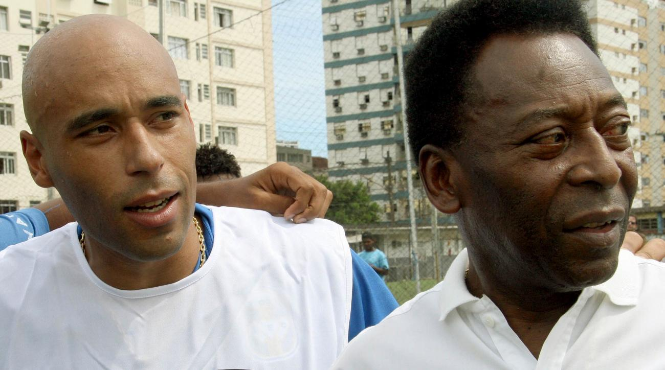 Pele's son Edinho to be arrested for drug trafficking