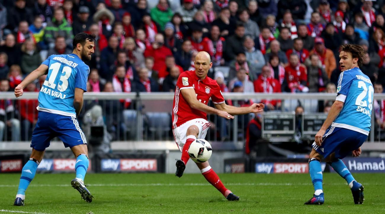 bayern munich 8-0 goals highlights
