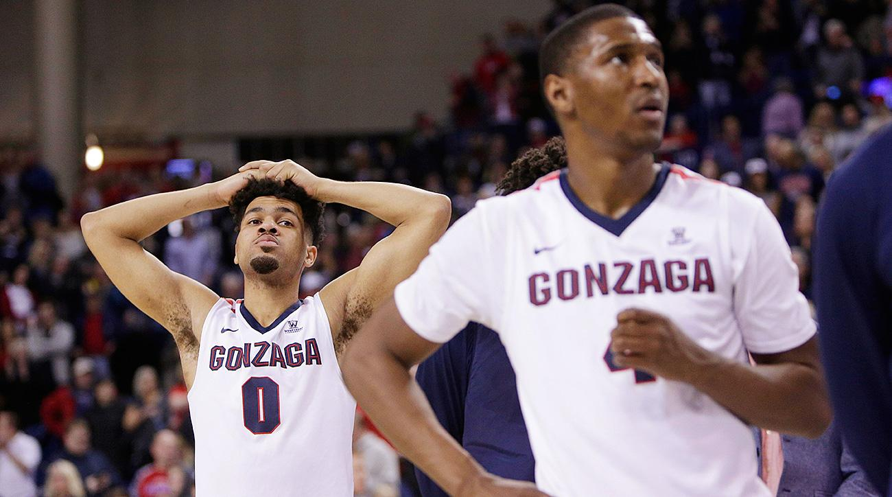 NCAA tournament Bracket Watch: Impact of Gonzaga's loss