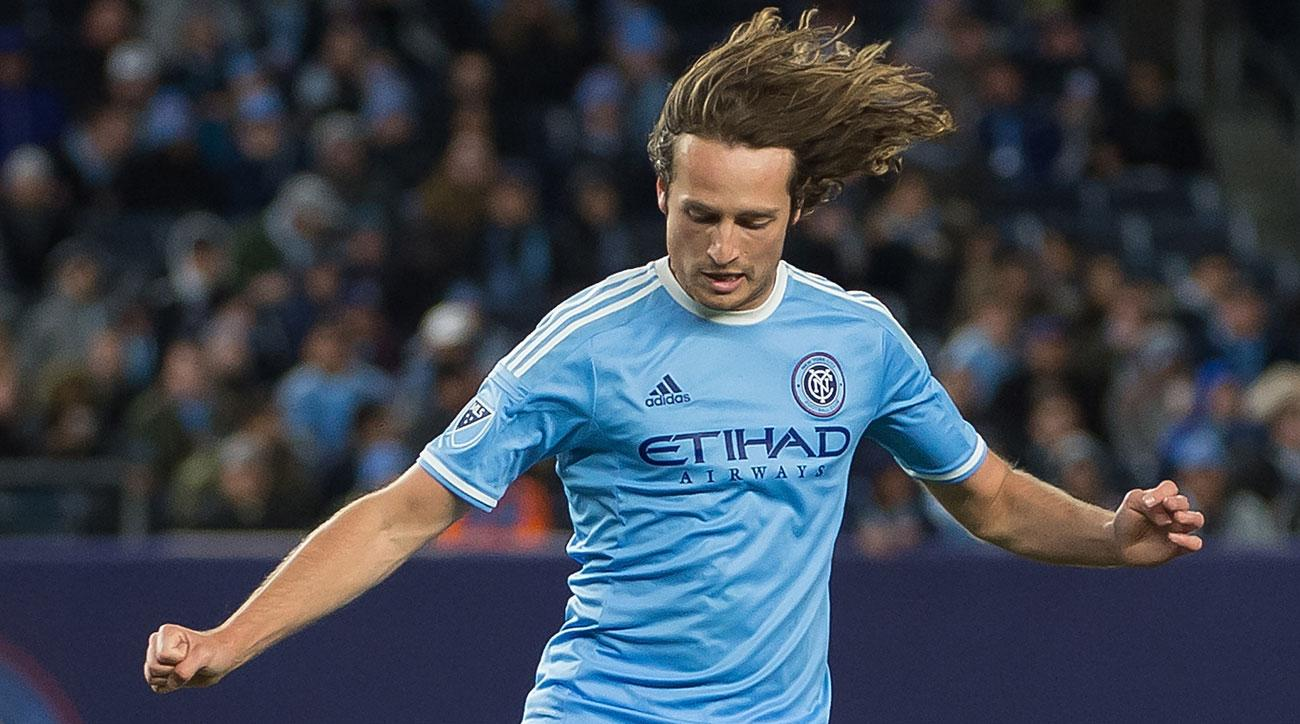 Mix Diskerud could be on his way out of NYCFC