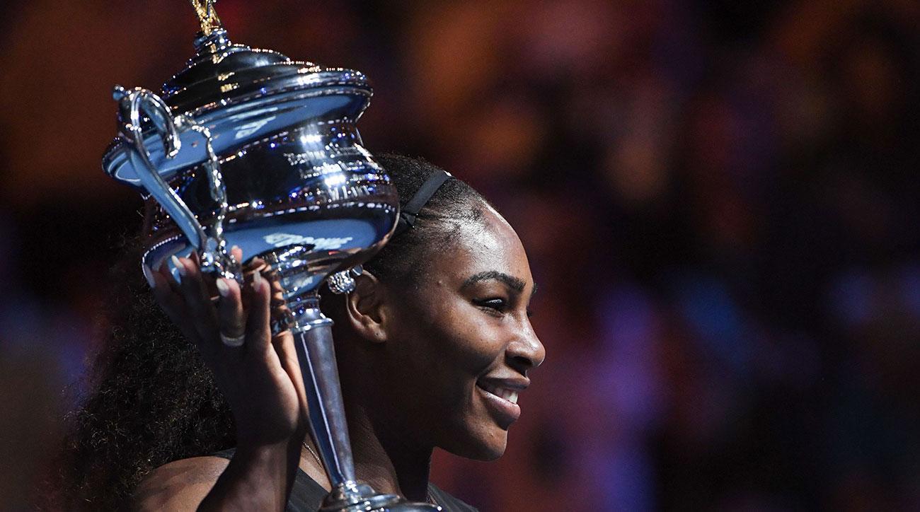 serena williams surprises tennis fans