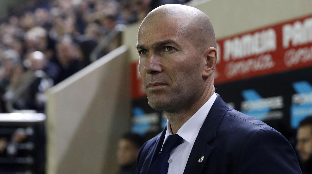 Zinedine Zidane and Real Madrid came back to beat Villarreal