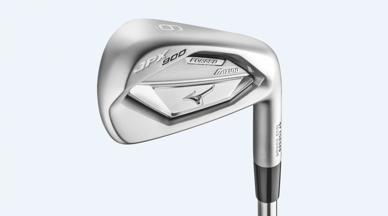 Mizuno JPX 900 Forged irons.