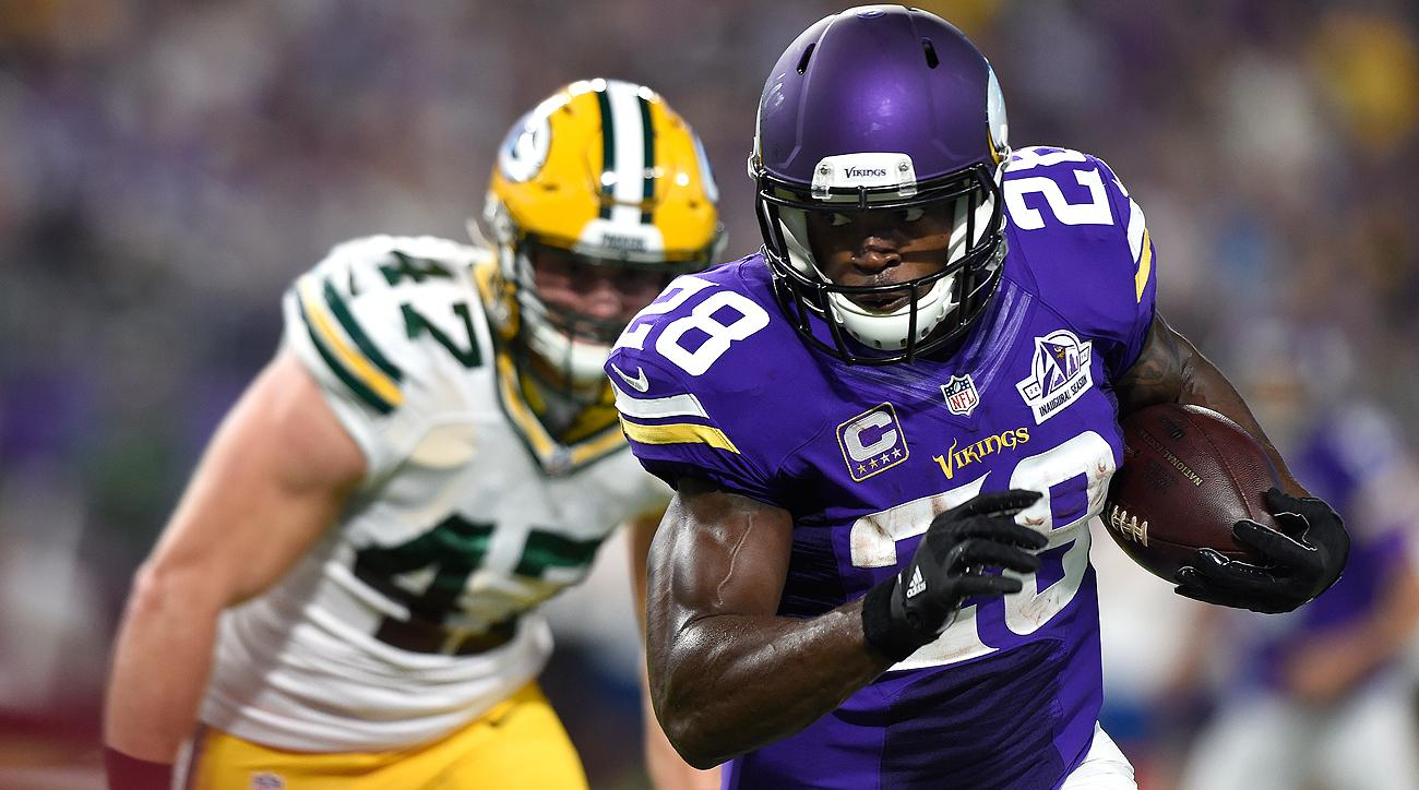 After having his option declined by the Vikings, Adrian Peterson is now free to sign with any NFL team ... including the Packers.
