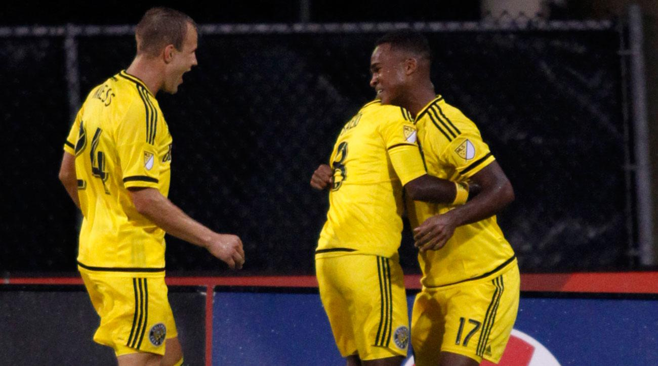 Columbus Crew SC hopes to return to the playoffs in 2017