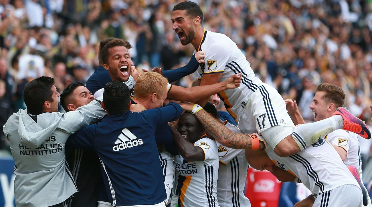 The LA Galaxy have had a lot of turnover entering 2017