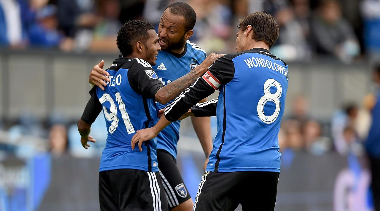 The San Jose Earthquakes hope to return to the MLS playoffs in 2017