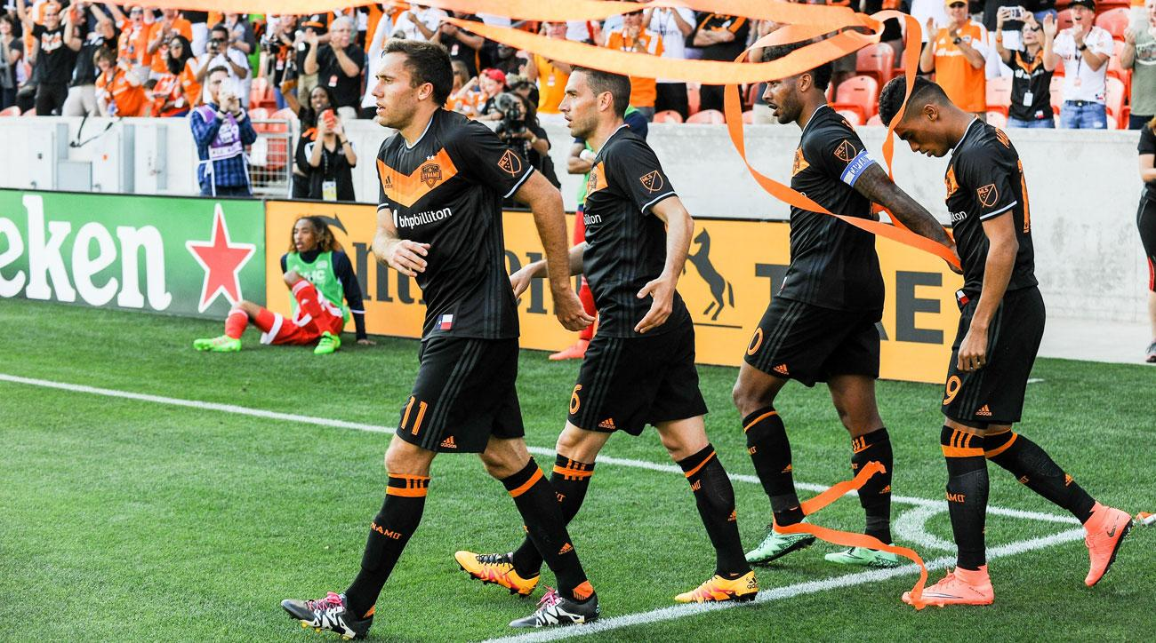 The Houston Dynamo are two-time MLS Cup champions
