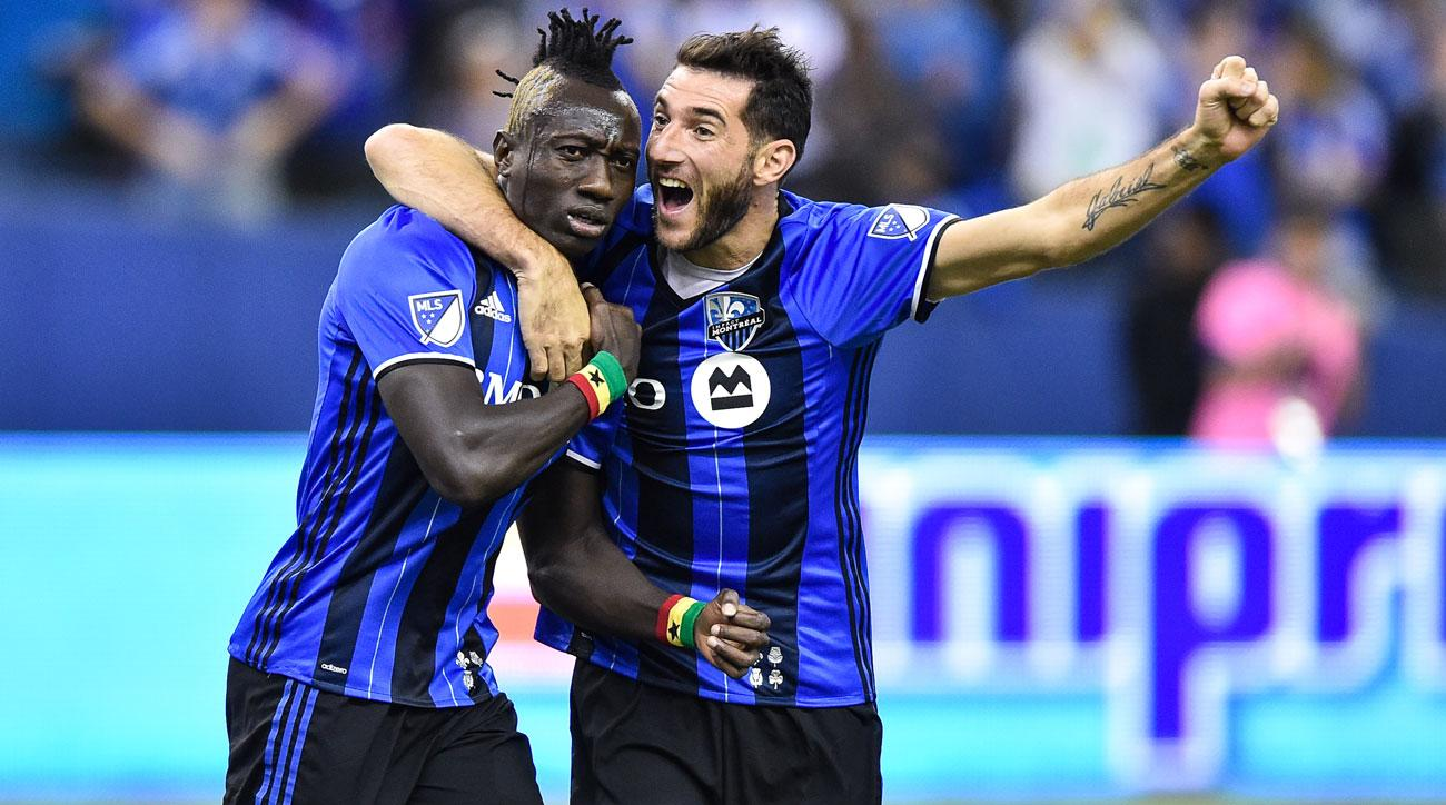The Montreal Impact came close to reaching MLS Cup in 2016