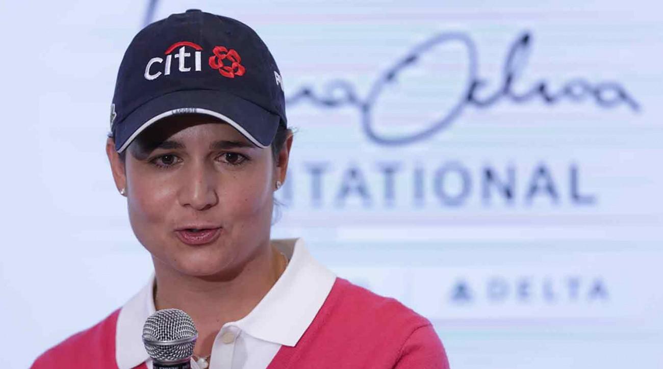 Lorena Ochoa will make a return, albeit brief, to the LPGA.