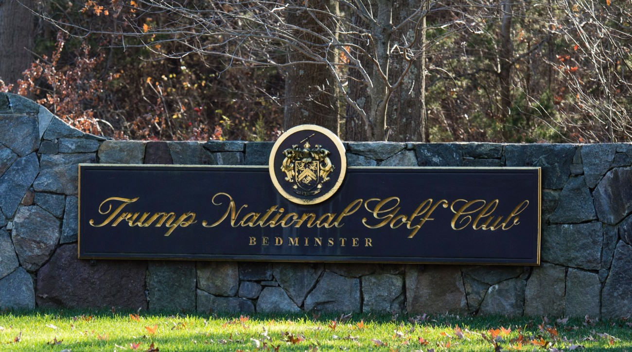 Trump Bedminster is one of 17 golf properties in the Trump Golf portfolio.
