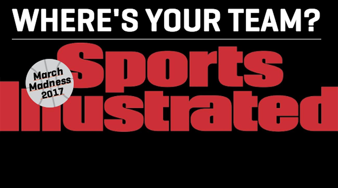 Sports Illustrated iconic March Madness cover returns