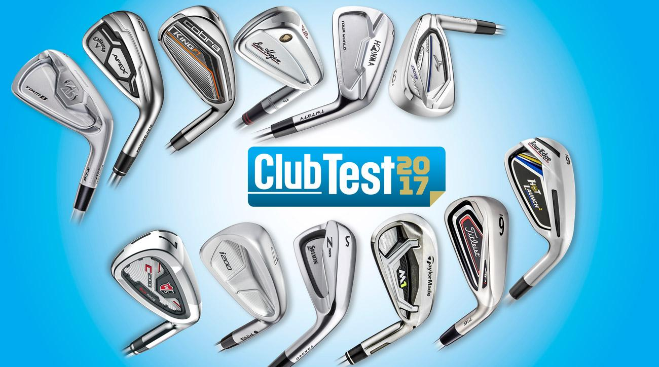 ClubTest 2017: 29 new irons reviewed