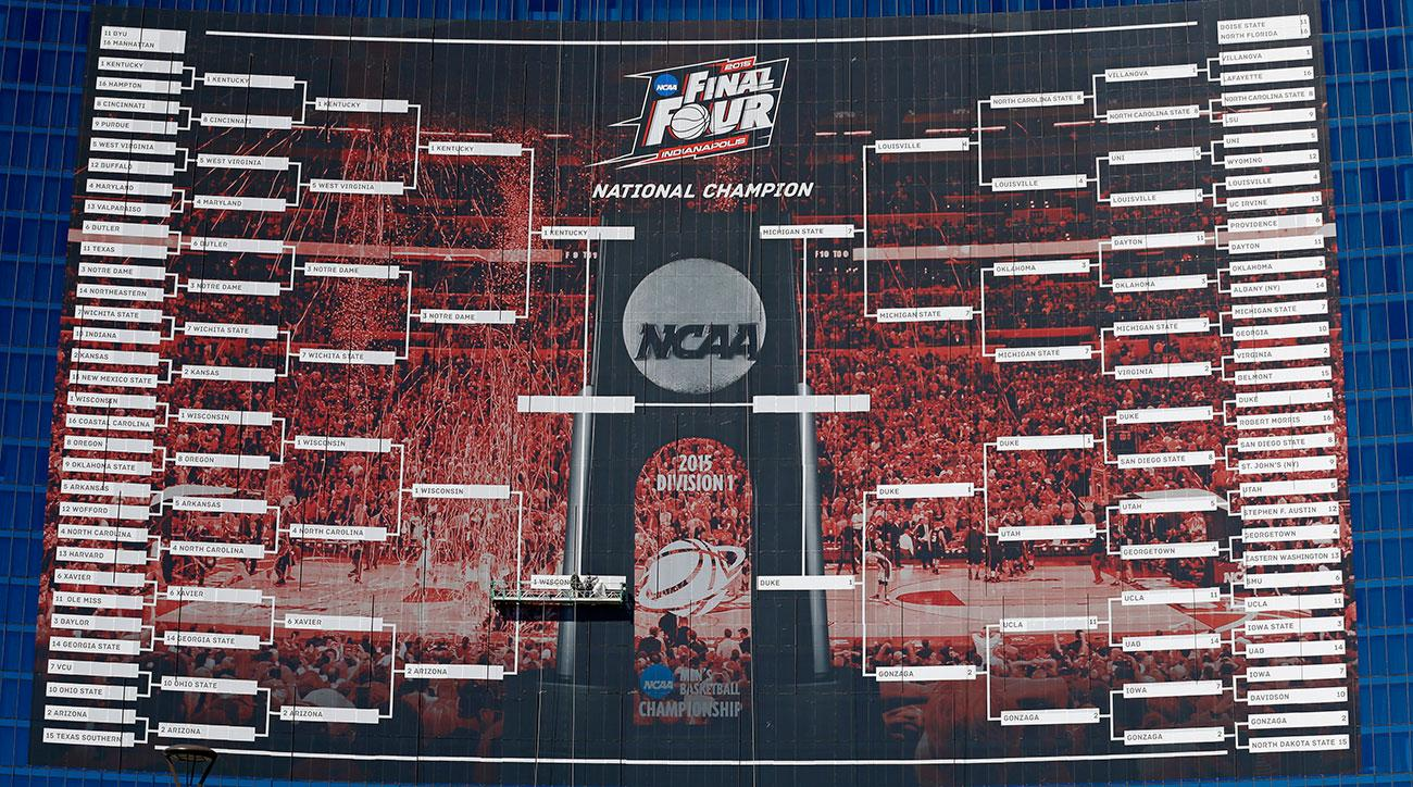 What are the odds of filling out a perfect bracket?