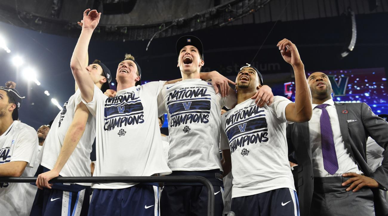 ncaa basketball winners
