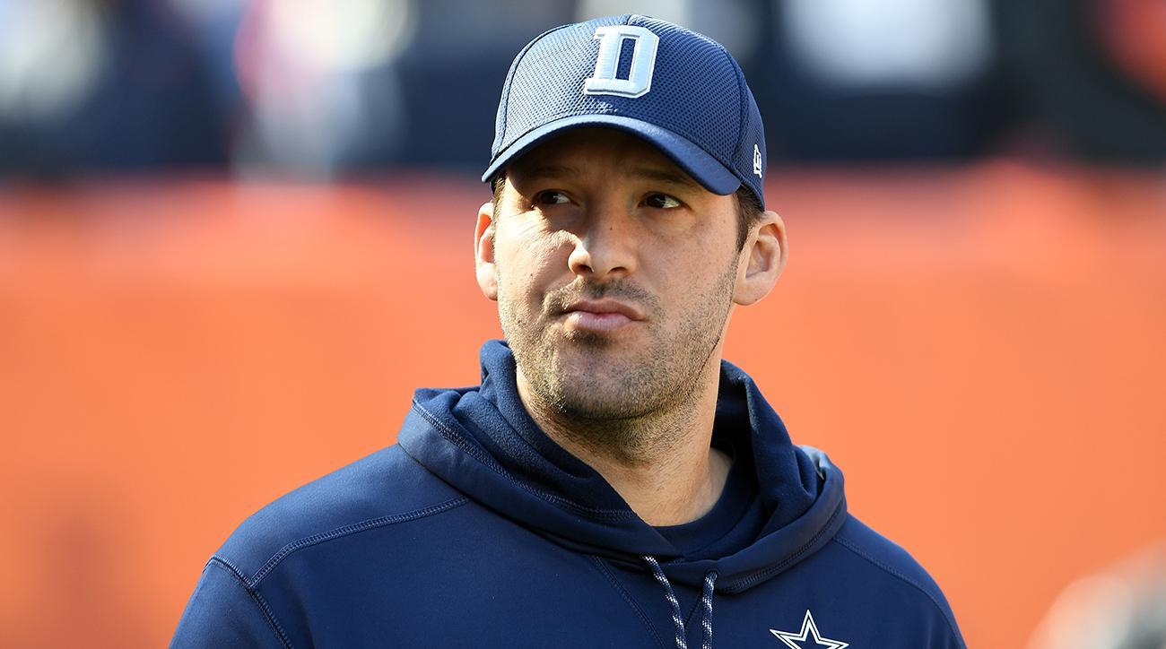 Report: Cowboys will release Tony Romo