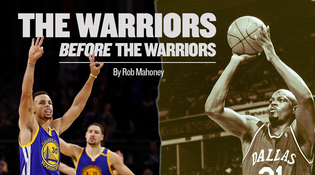 The 96 Mavs The Warriors Before The Warriors