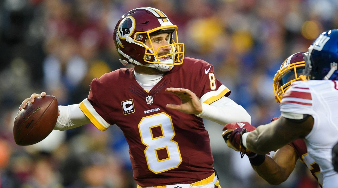 Washington president Bruce Allen sounds like he calls Kirk Cousins 'Kurt'