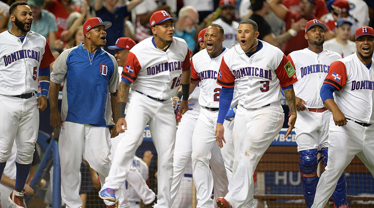 Dominican Republic, World Baseball Classic