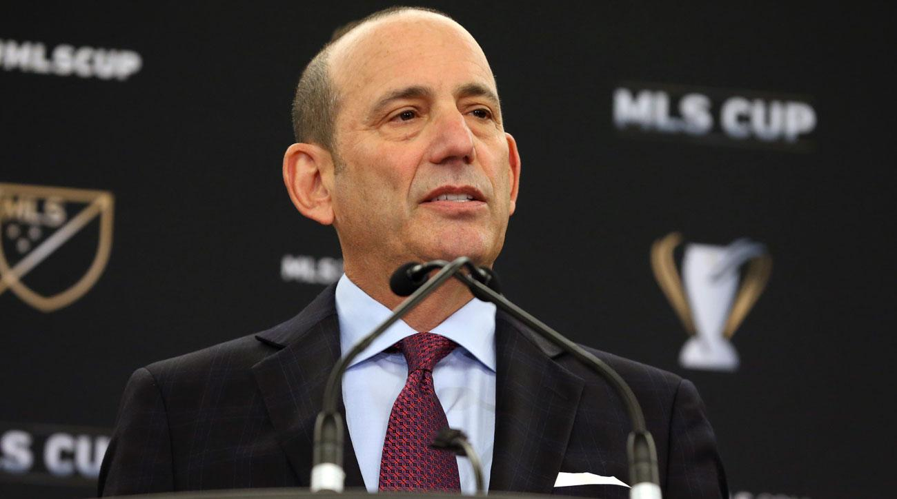 MLS commissioner Don Garber joins the Planet Futbol Podcast