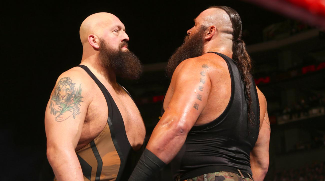 WWE's Big Show on Shaq, Wrestlemania, The Jetsons and more