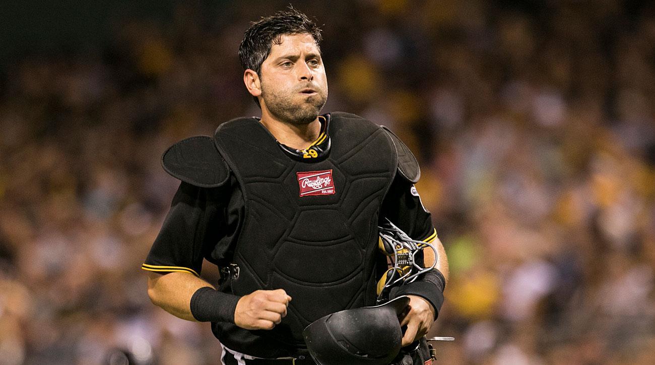 Francisco Cervelli, Pittsburgh Pirates