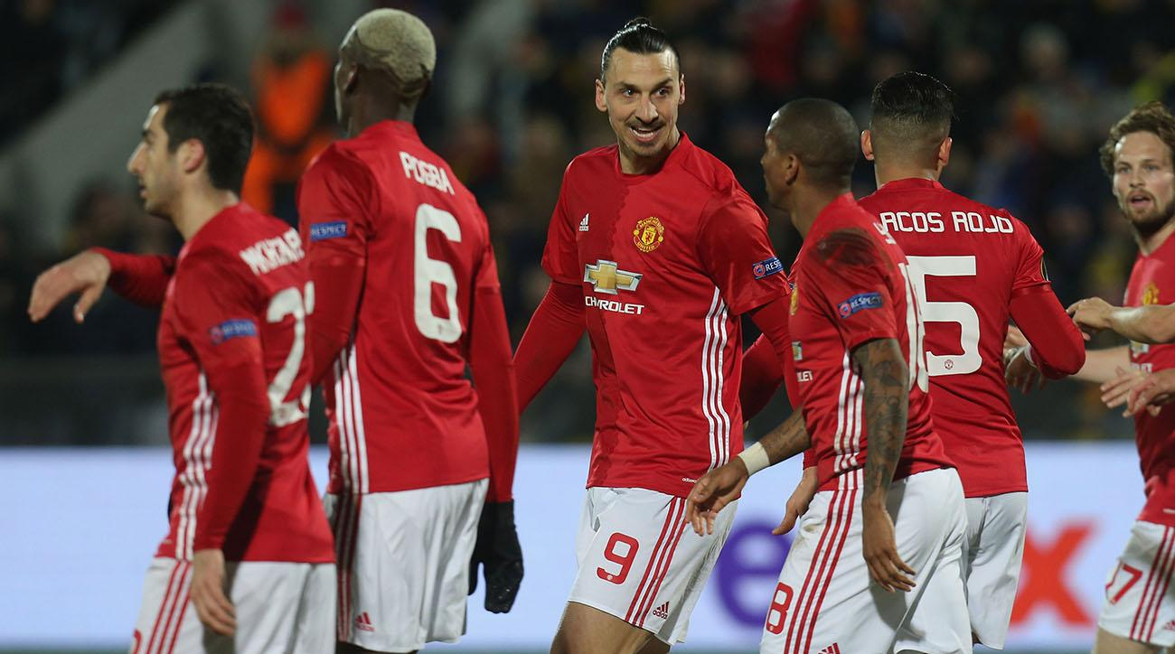 manchester united fc rostov watch online live stream europa league
