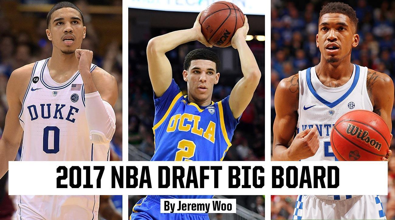 NBA big board