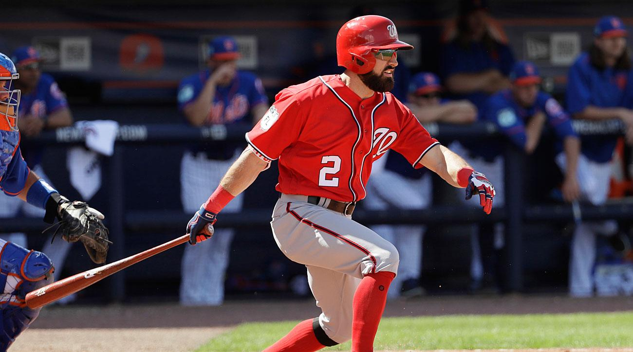 Adam Eaton, Washington Nationals