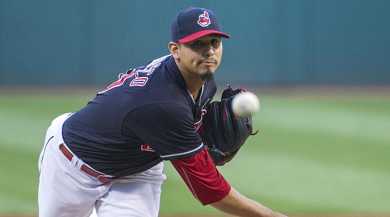 Carlos Carrasco, Cleveland Indians