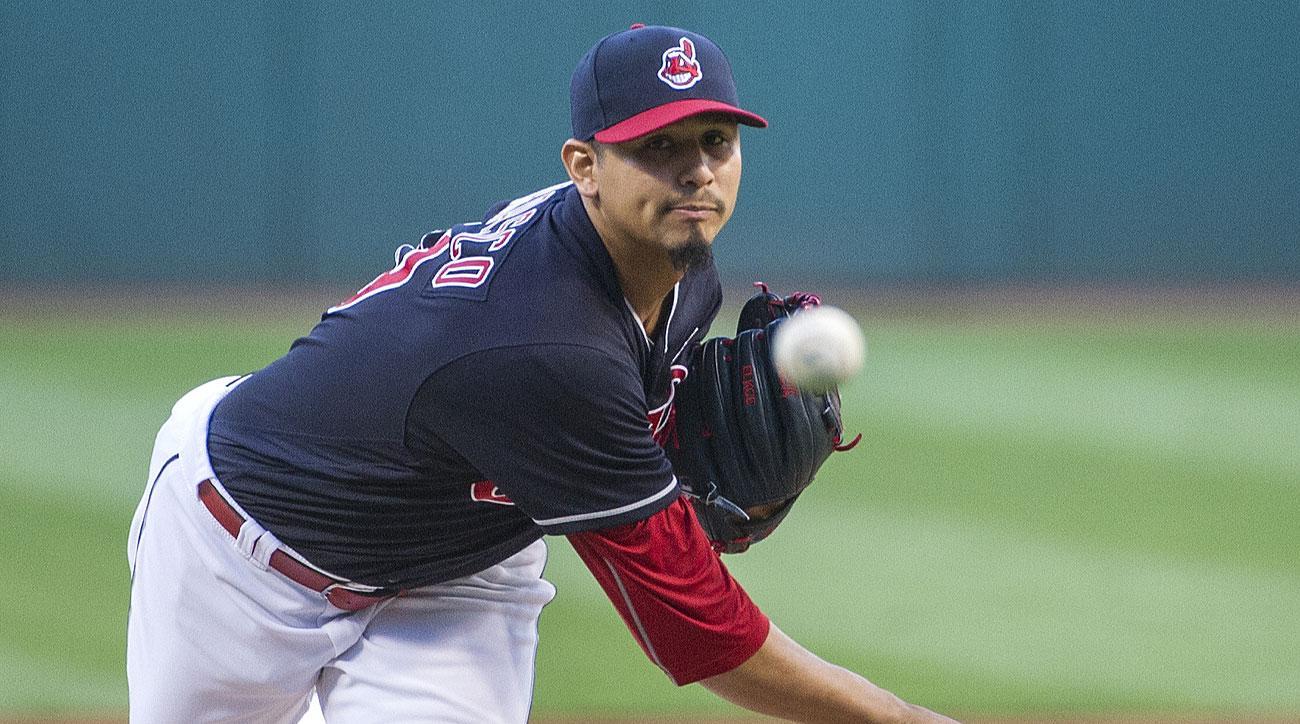 Carlos Carrasco, Cleveland Indians