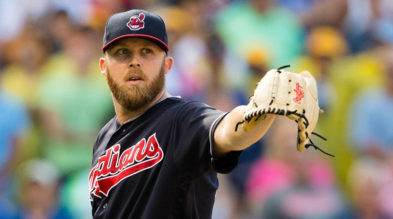 Cody Allen, Cleveland Indians