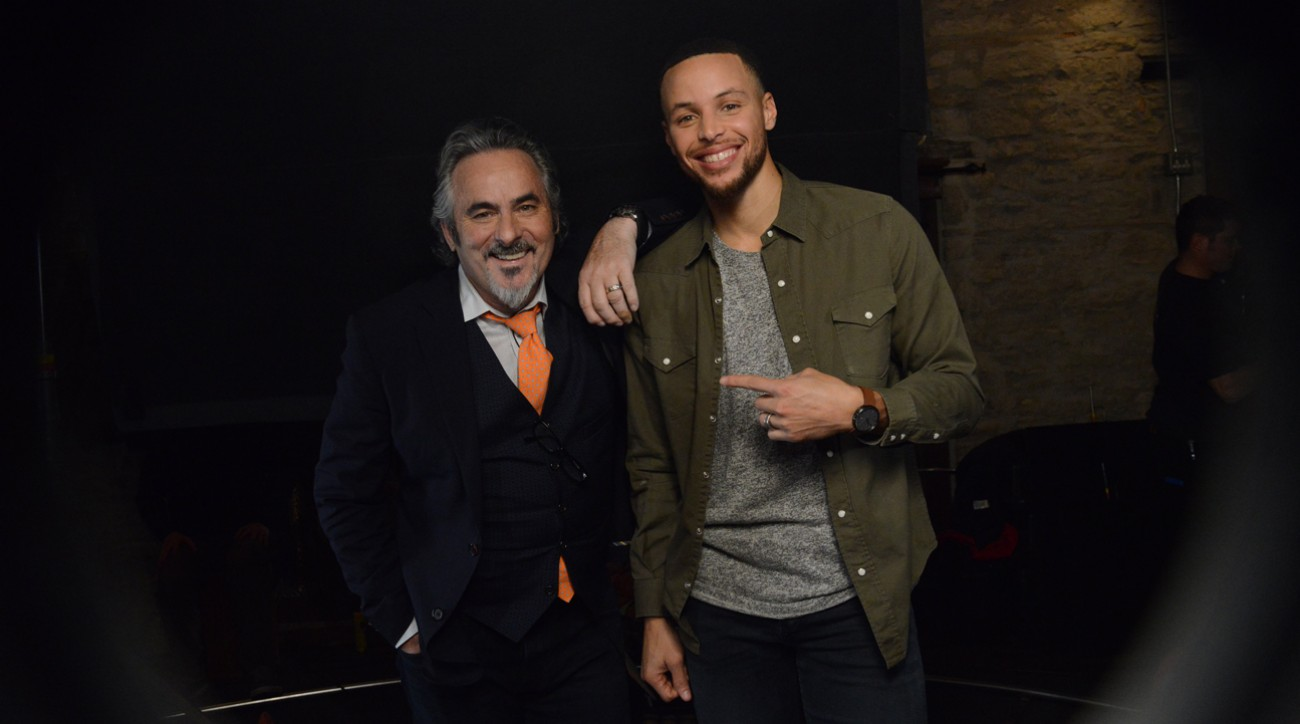 David Feherty sat down with the 2-time NBA MVP back in early march for an episode expected to run in late spring.