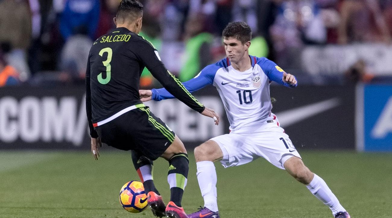 b52ed7985 The case for USMNT playing Christian Pulisic as a central playmaker