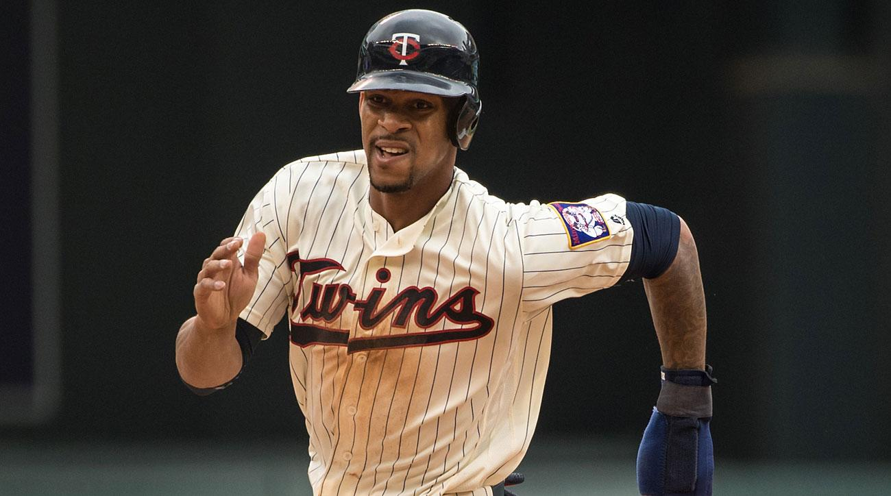 Byron Buxton, Minnesota Twins