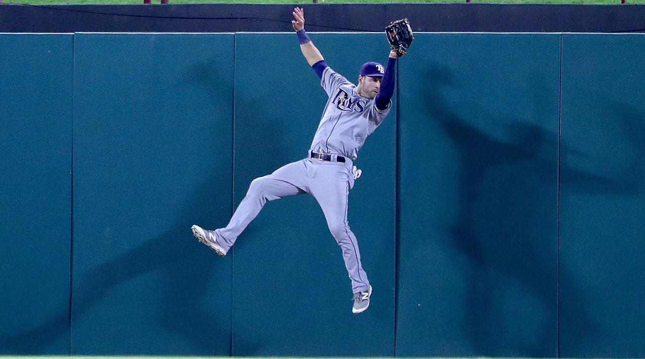 Kevin Kiermaier, Tampa Bay Rays
