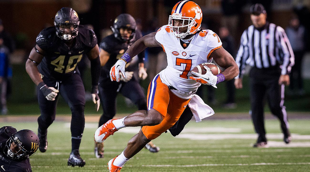 Mike Williams: NFL draft Round 1 awaits Clemson star after injury