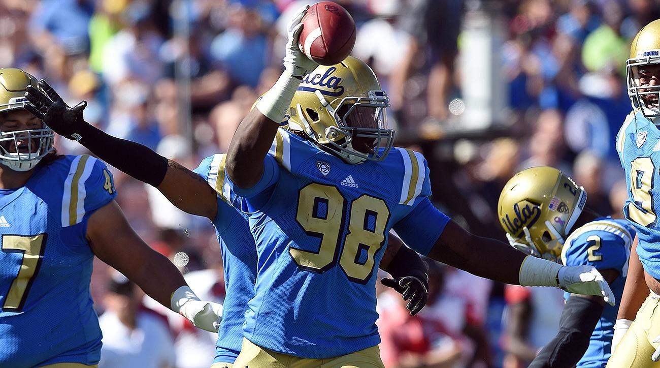 Takkarist McKinley NFL draft scouting report