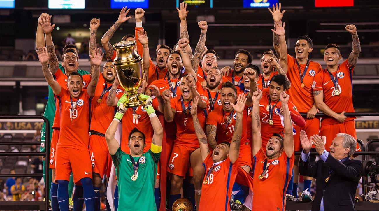 A combined Copa America could be coming to the USA in 2020